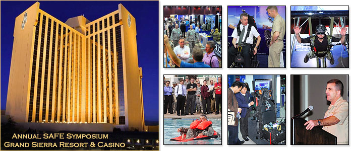 50th Annual SAFE Symposium, Grand Sierra Resort and Casino, Reno Nevada