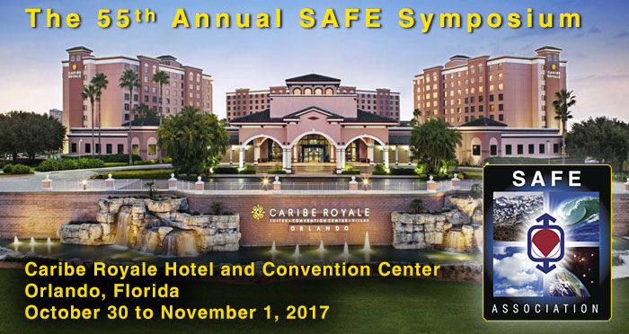 52nd Annual SAFE Symposium, Carib Royale, Orlando, Florida