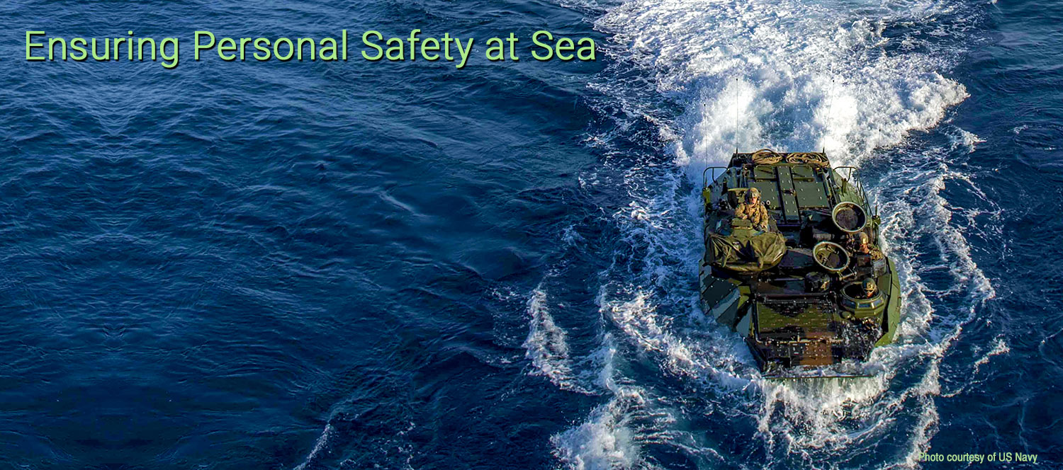 SAFE Association - Ensuring personal Safety at Sea.