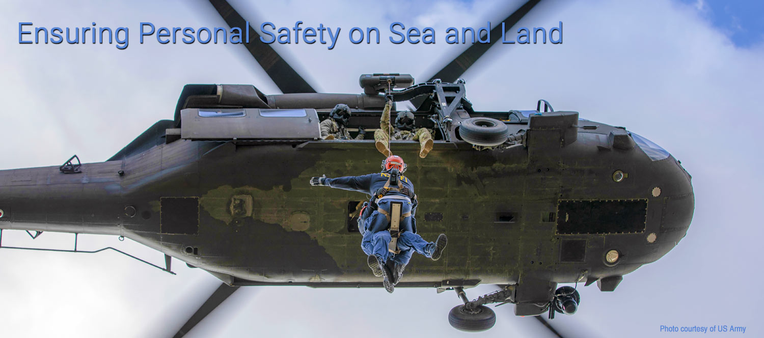 SAFE Association - Ensuring Personal Safety on Sea and Land