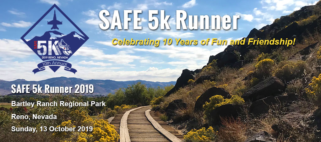 SAFE Symposium 2019 5k Runner Information