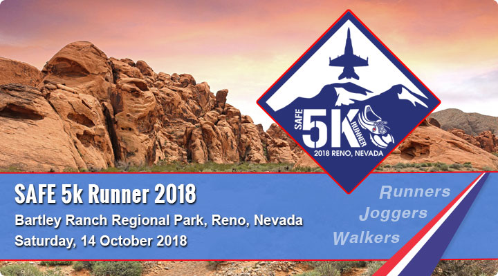 SAFE 2018 5k Runner Information